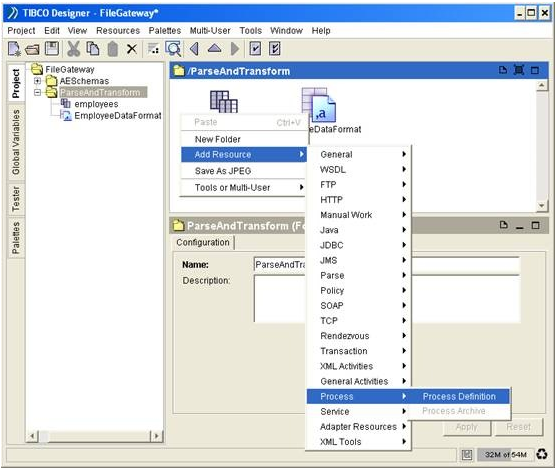a tibco businessworks based file gateway part 1 virtualnuggets